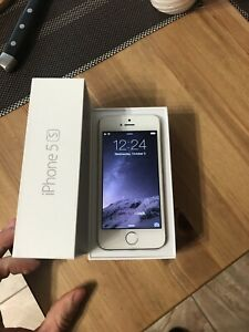 iPhone 5S great condition unlocked
