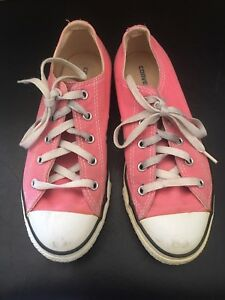 Converse Pink Running Shoes