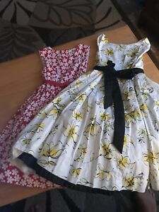 Size 5 Maggie and Zoe Dresses