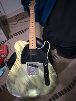 Wanted: Fender telecaster for sale