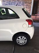 Toyota Yaris 2008 YR St Johns Park Fairfield Area Preview