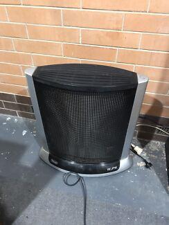 Delonghi eclipse electric heater