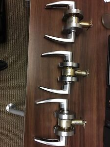 Used  Passage levers