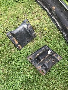 2008 DODGE RAM 1500 2500 & or 3500 FRONT BUMPER