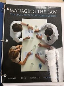 Managing The Law , loose copy plus online code