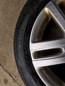 """Pirelli tires (x4) P205/55 R16 (16"""")"""