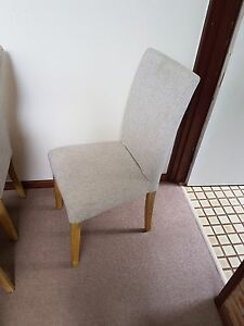 Dining chairs -Set of 6 Mosman Park Cottesloe Area Preview