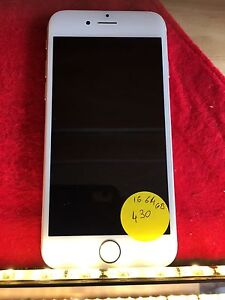 IPhone 6 , 16,64,128 gb unlocked +3 months warranty Clayton South Kingston Area Preview
