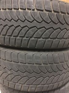 2-225/40R19 Bridgestone winter