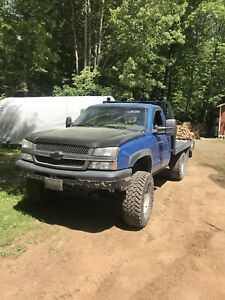 2005 Chevy single cab