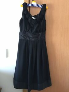 Black ladies dress size 8 Seaford Meadows Morphett Vale Area Preview