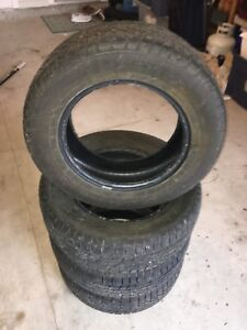 ALL WEATHER TIRES 205/65 R15