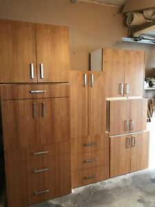custom kitchen cabinets / cupboards