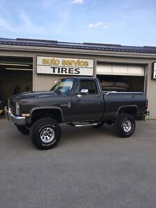 Here you go guys 87 Chevy