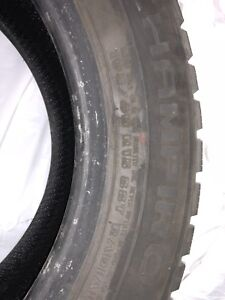 Winter studded Tires Size 195 60R15 - Only used for 6 months!