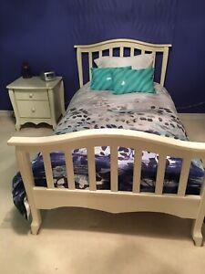 Set chambre bois