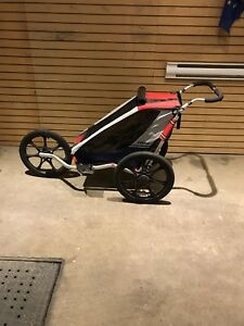 Truck jogging/bike trailer