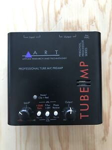 ART Professional Tube Mic Preamp