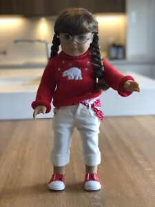 American Girl dolls and outfits