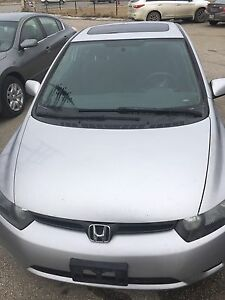 2008 CIVIC COUP LX $4750