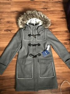 Size small garage jacket with tags