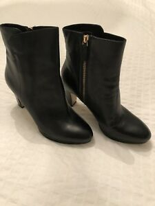 Brand New Nine West Leather Booties