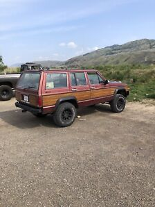 1986 Limited Edition Jeep Wagoneer