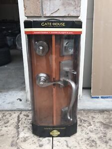 Brand new entry door lock set