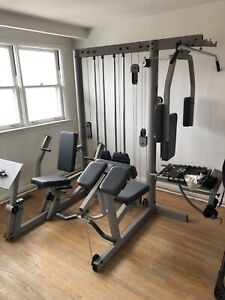 Image 5.2 home gym exercise equipment