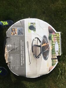 Travel fire pit