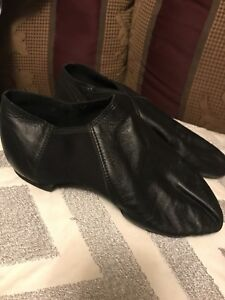 JAZZ  leather shoes , size 8