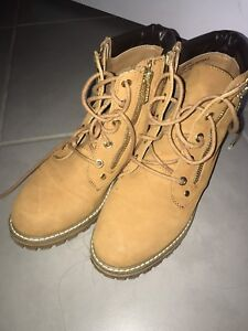Like Timberlands