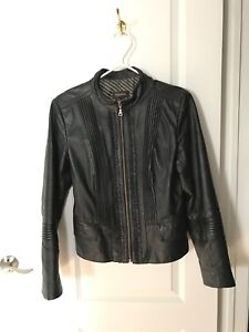 DANIER Leather Jacket - size Small