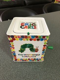 The Very Hungry Caterpillar - pop-up toy