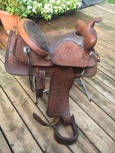 Western Saddle and Western Tack for Sale!