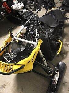 Ski Doo XS parts Parting out 2016 800 Etec 129