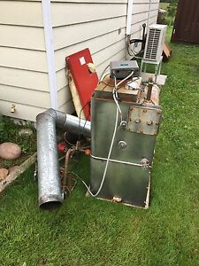 Fleet line Oil Burner Furnace $500 OBO-moving go!