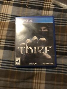 Theif PS4 game