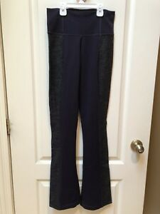 *NEW* Lululemon Barre Pulse Pants- Size 6