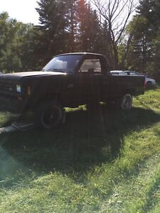 1988 ford ranger project