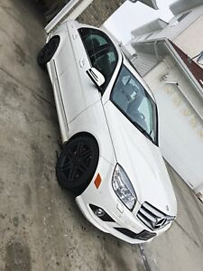 Mercedes Benz C300 AMG Sport Package