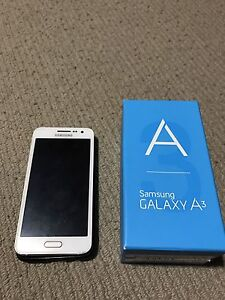 samsung galaxy a3 with 32gb micro sd card Subiaco Subiaco Area Preview