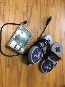 Raspberry pi 3 B with 2 USB controllers