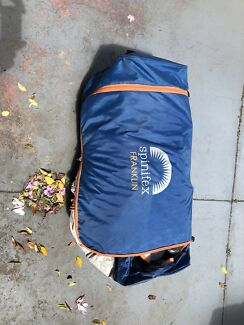 Spinifex franklin tent & Spinifex camping chair or fishing chair | Camping u0026 Hiking ...