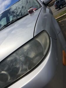 Headlight restoration! Contact us for a quote!