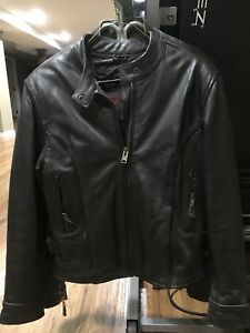 Ladies Small Motorcycle Jacket SOLD!!!!