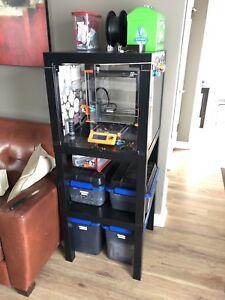 3D Printer Cabinet/Enclosure