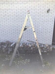 Escabeau 7 pieds