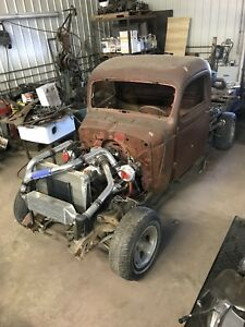 Rat Rod Project.  41 Chevy
