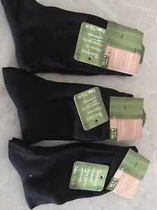 Men's bamboo socks x3 Keilor Lodge Brimbank Area Preview